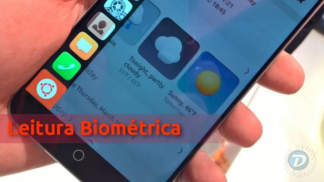 Leitura Biométrica no Ubuntu