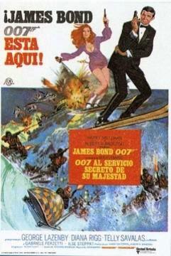 descargar 007 Al Servicio Secreto de su Majestad en Español Latino