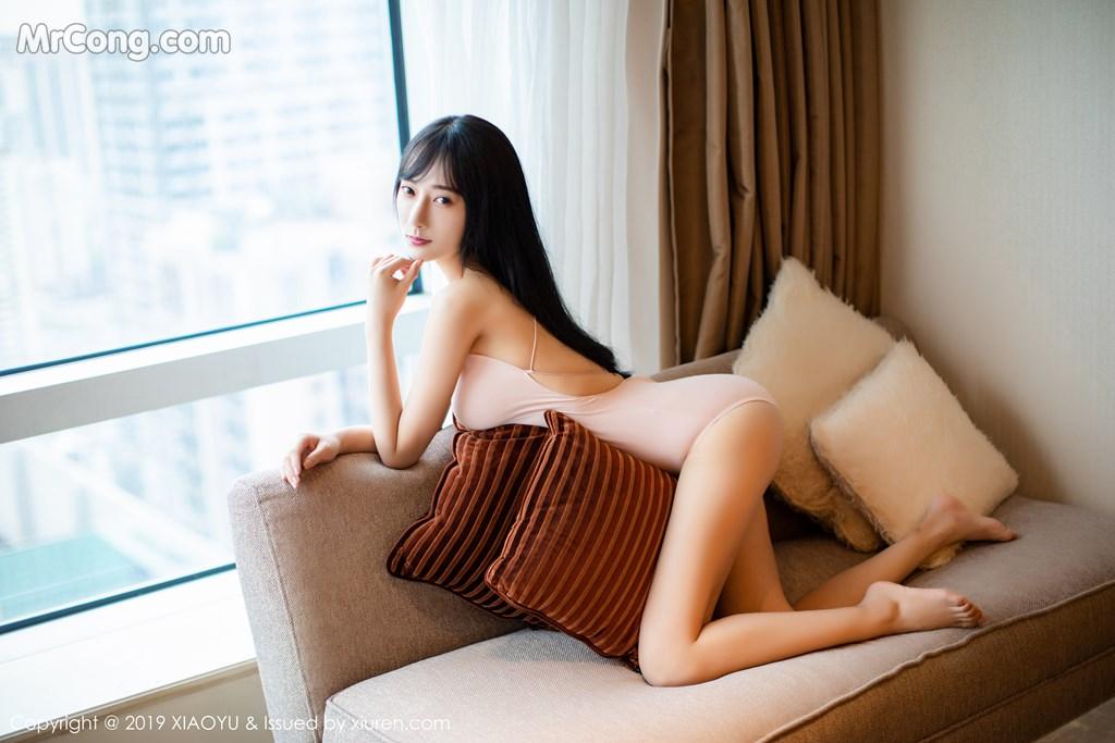 Image XiaoYu-Vol.097-He-Jia-Ying-MrCong.com-002 in post XiaoYu Vol.097: He Jia Ying (何嘉颖) (67 ảnh)