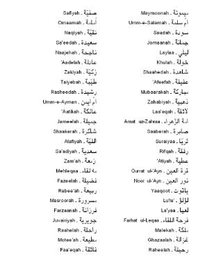 Nama-Nama Anak Islam Paling Keren,nama anak laki laki islam arab