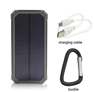 Solar Charger Powerbank yang Bagus Merk Apa