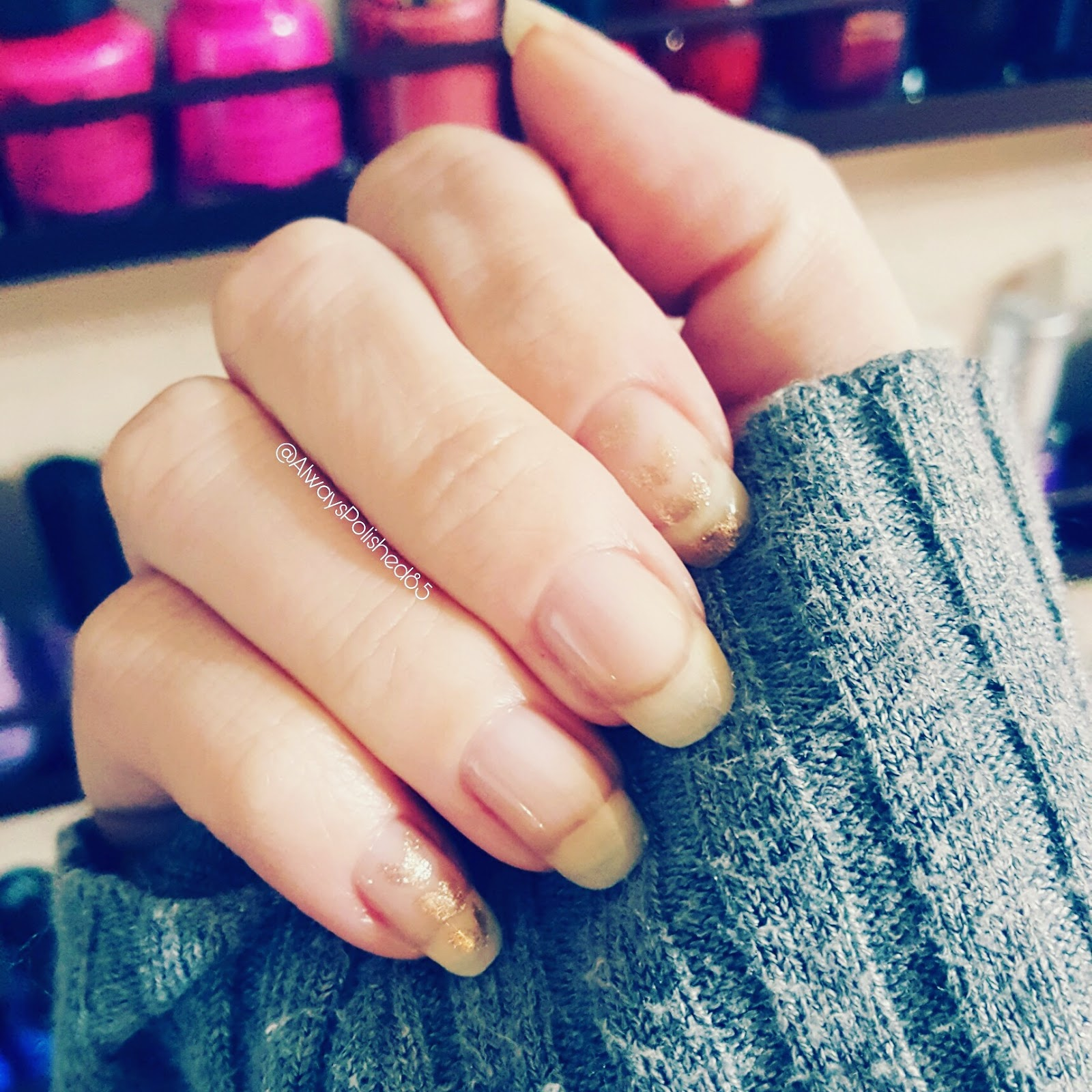 Always Polished: Natural Nail Care Routine
