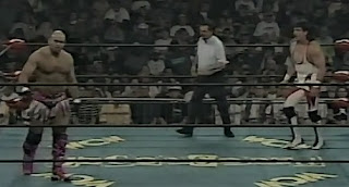WCW UNCENSORED 1996 - Konnan vs. Eddie Guerrero
