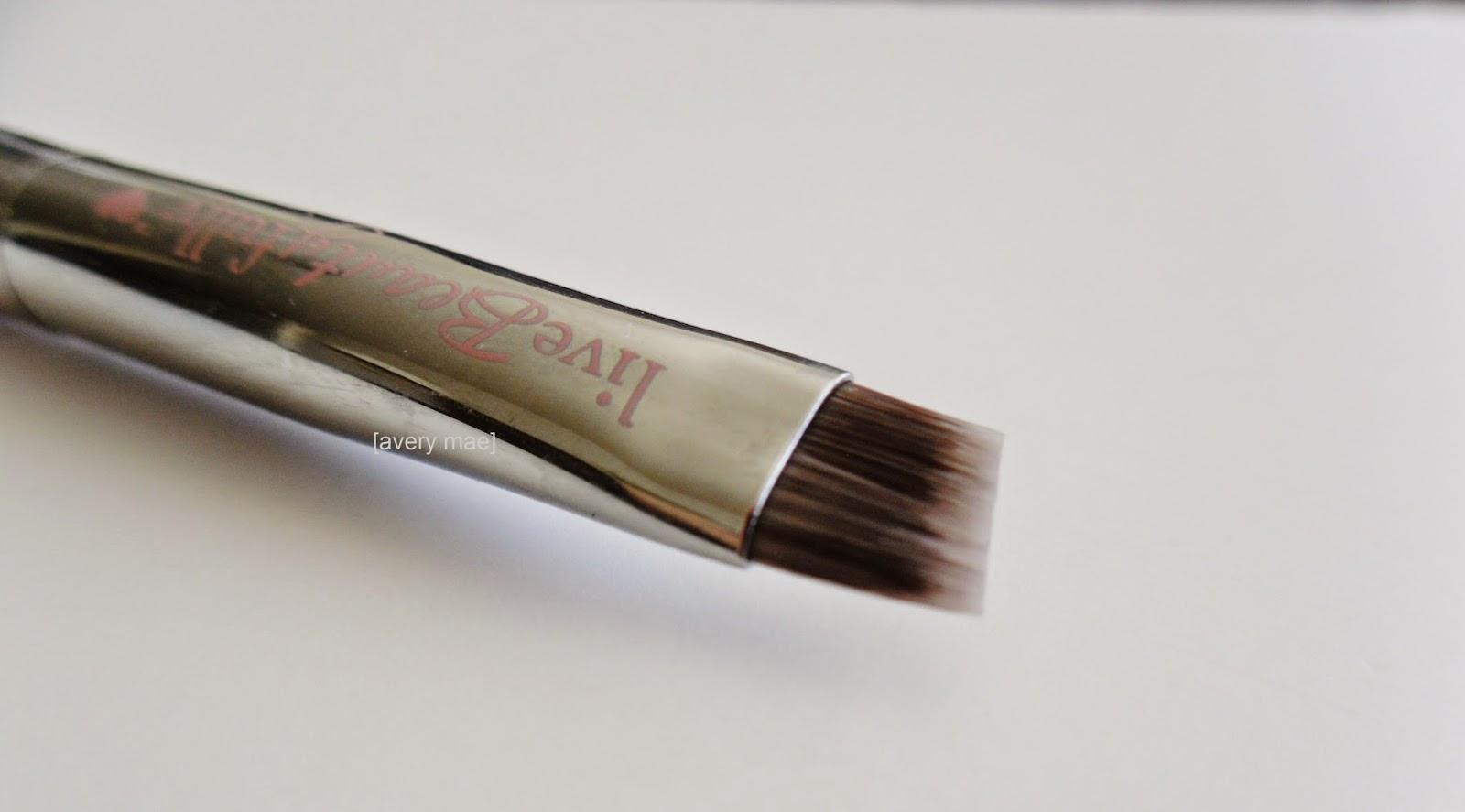 It Cosmetics x ULTA Love Beauty Fully Angled Liner/Brow Brush #217 by IT Cosmetics #16