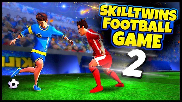 Download SkillTwins Football Game 2 Mod Apk