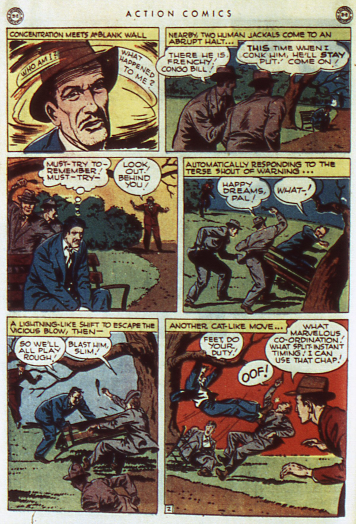 Read online Action Comics (1938) comic -  Issue #96 - 18