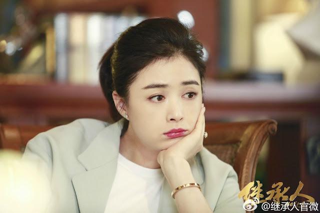 Heirs c-drama Jiang Xin