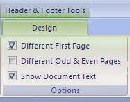 Melakukan Pengaturan Halaman Pada Dokumen Word