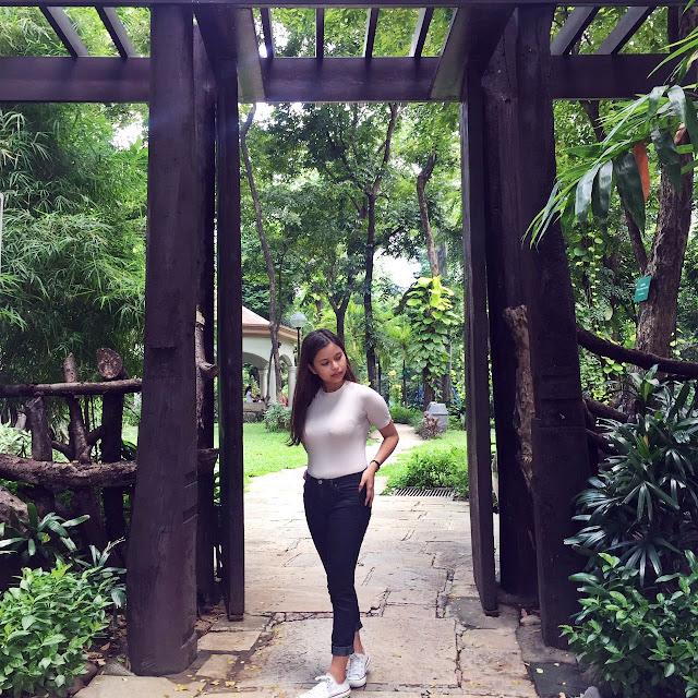 Makati garden