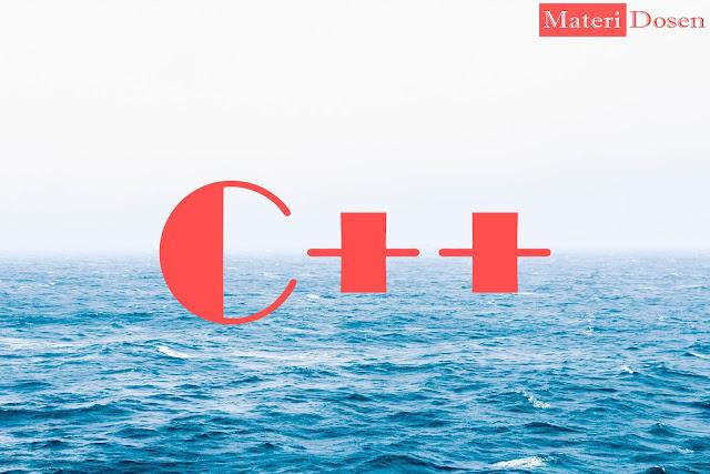 Struktur atau Bagian-Bagian Program C++