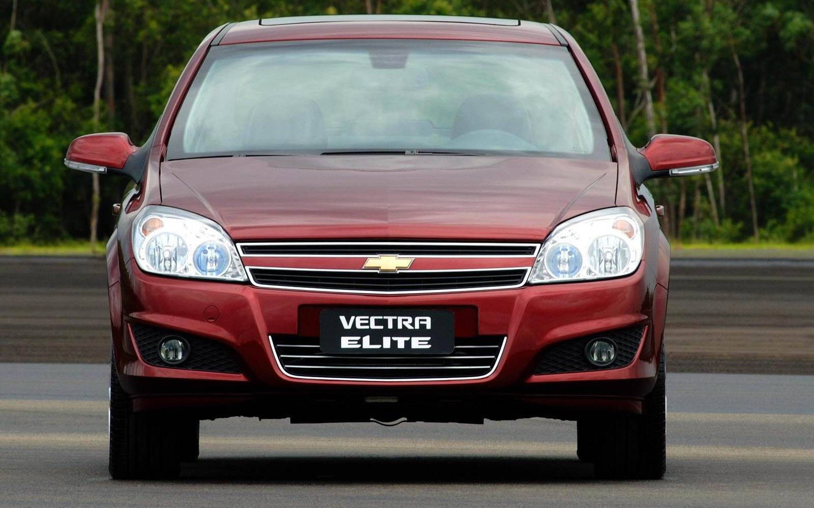 Chevrolet Vectra 2009 Next Edition