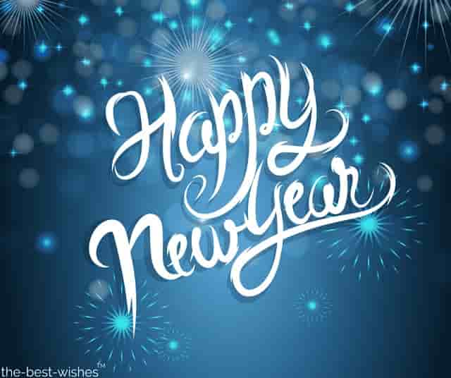happy new year greetings wishes