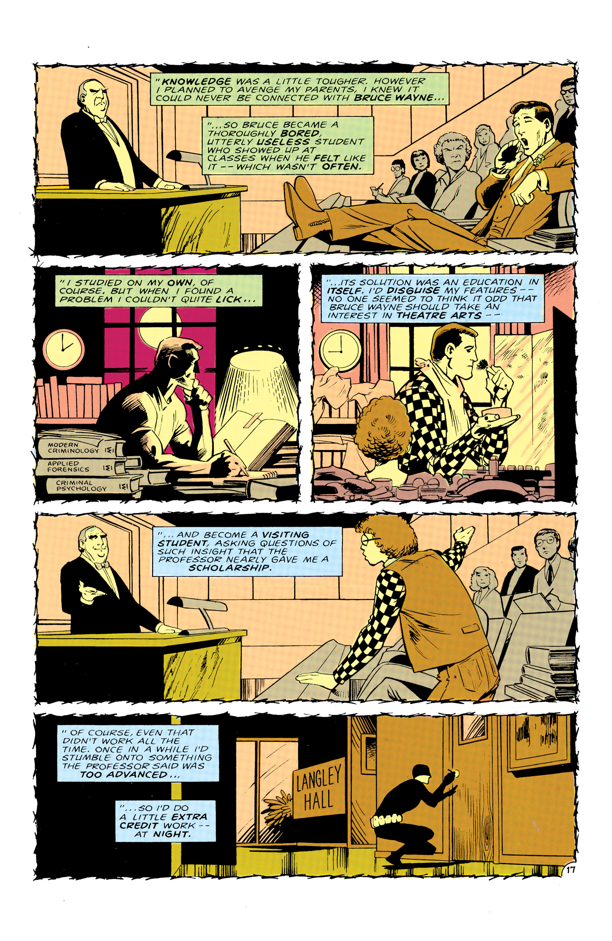 Detective Comics (1937) 574 Page 17