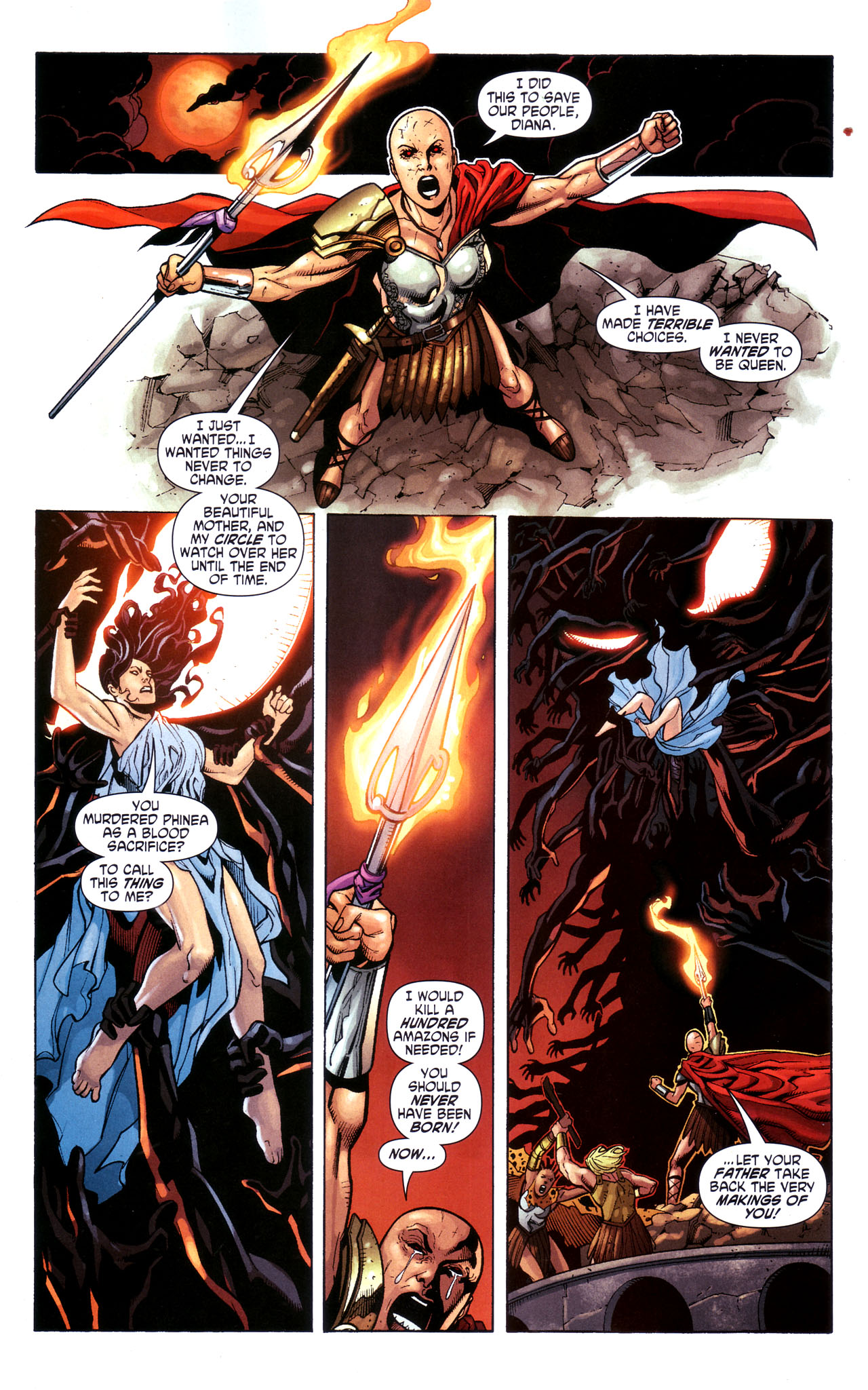 Read online Wonder Woman (2006) comic -  Issue #39 - 5
