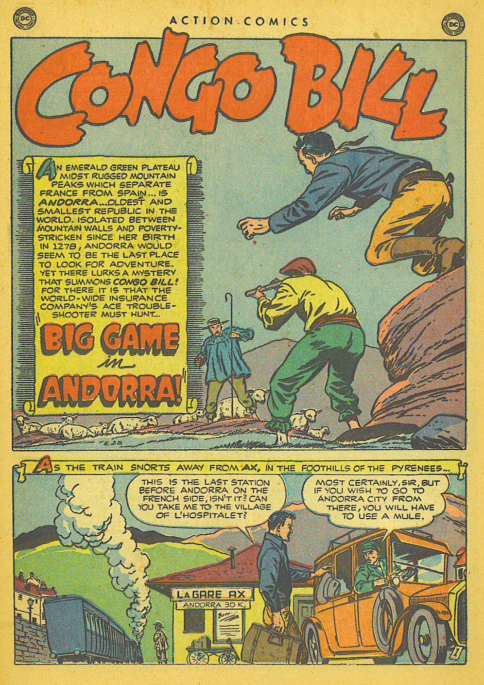 Read online Action Comics (1938) comic -  Issue #142 - 26