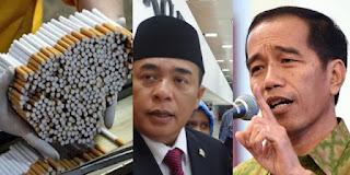 Waduh .. Ternyata Bukan HOAX Ketua DPR telah Sepakati Harga Rokok Naik Rp50 ribu per Bungkus - Commando