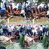 Warga Desa Medang Bantu 3 Ekor Lembu Untuk Qurban