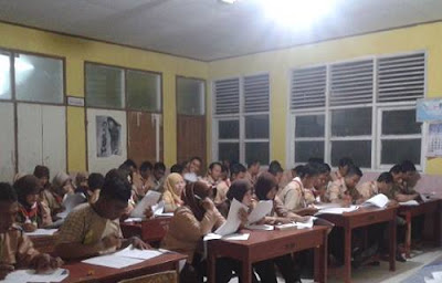 MALAM API UNGGUN KMD DI JAYAKERTA