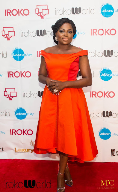 An Evening with Funke Akindele in London