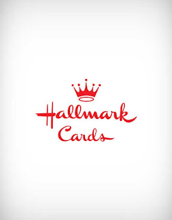 hallmark cards vector logo, hallmark cards logo, hallmark, cards, entertainment, leisure, travel, vacation, invite card, card, business card, premium card