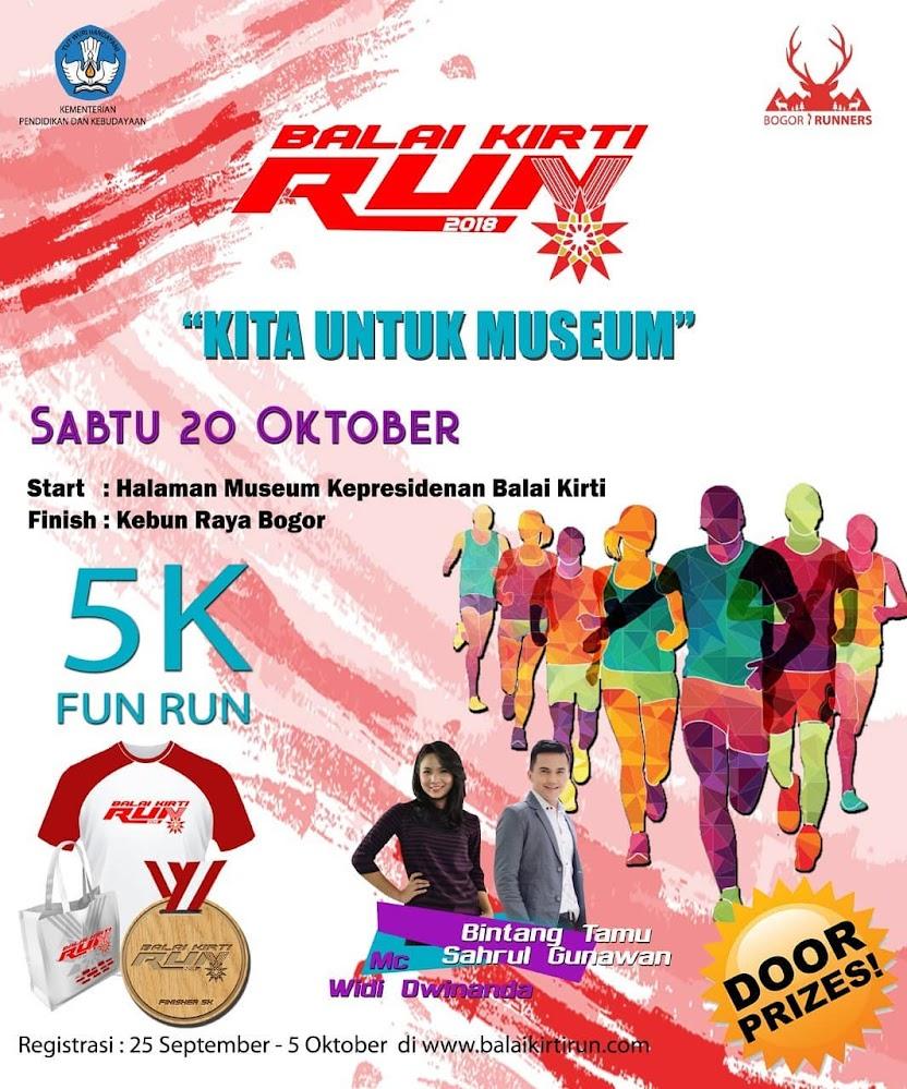 Balai Kirti Fun Run • 2018