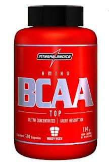 Comprar BCAA Integralmédica Top 120 Cápsulas