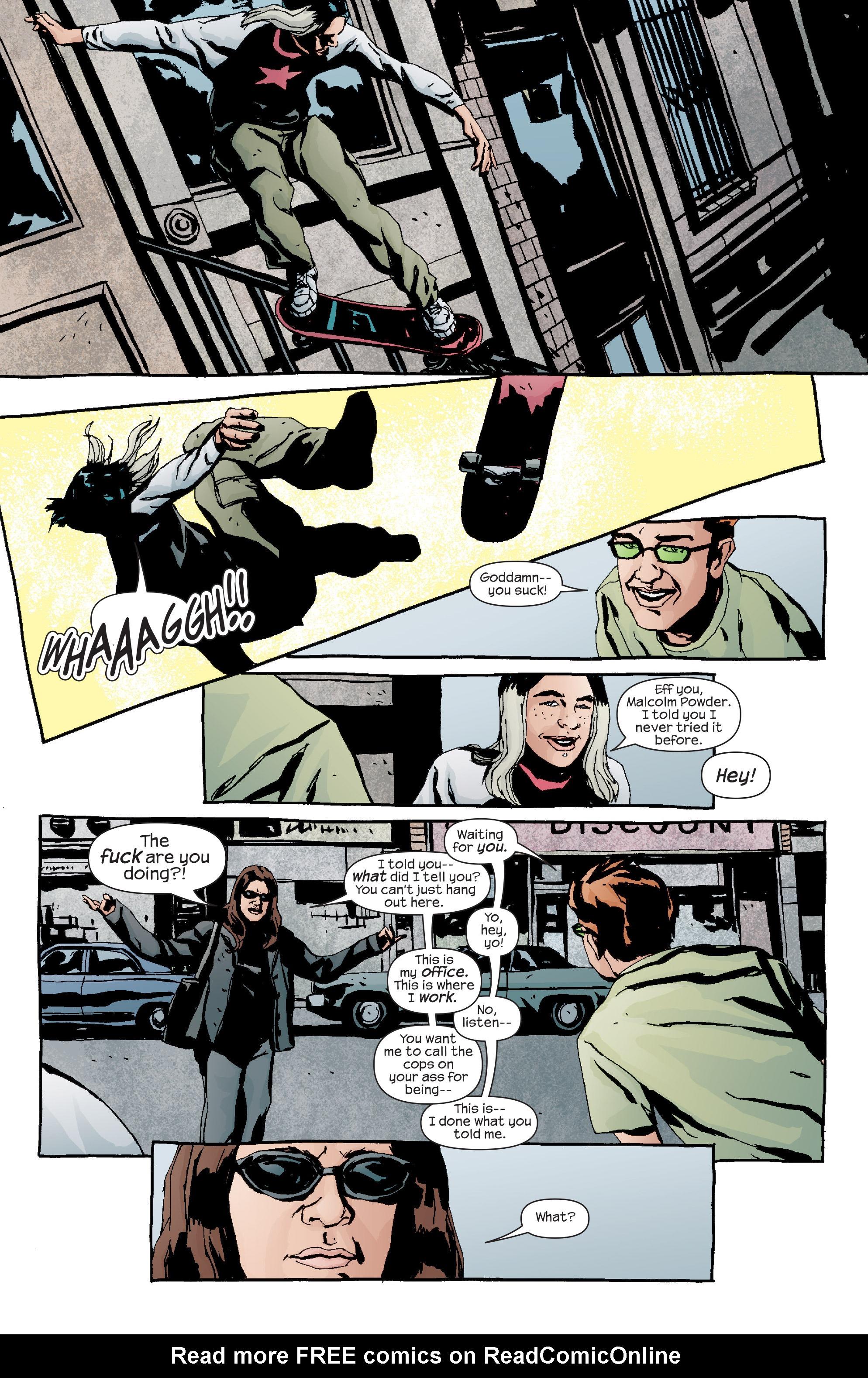 Read online Alias comic -  Issue #18 - 11