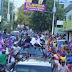 Danilo Medina recorre unos 200 kilómetros en su primera caravana