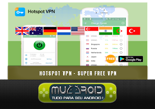 Hotspot VPN - Super Free VPN Unlimited Proxy PRO v2.1.5