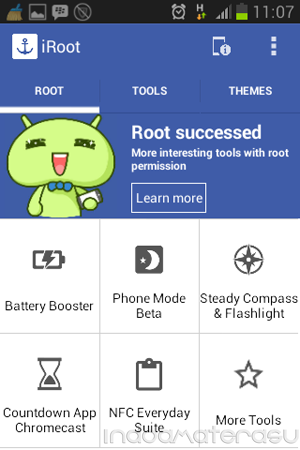 Root Successed Samsung Galaxy Fame S6810