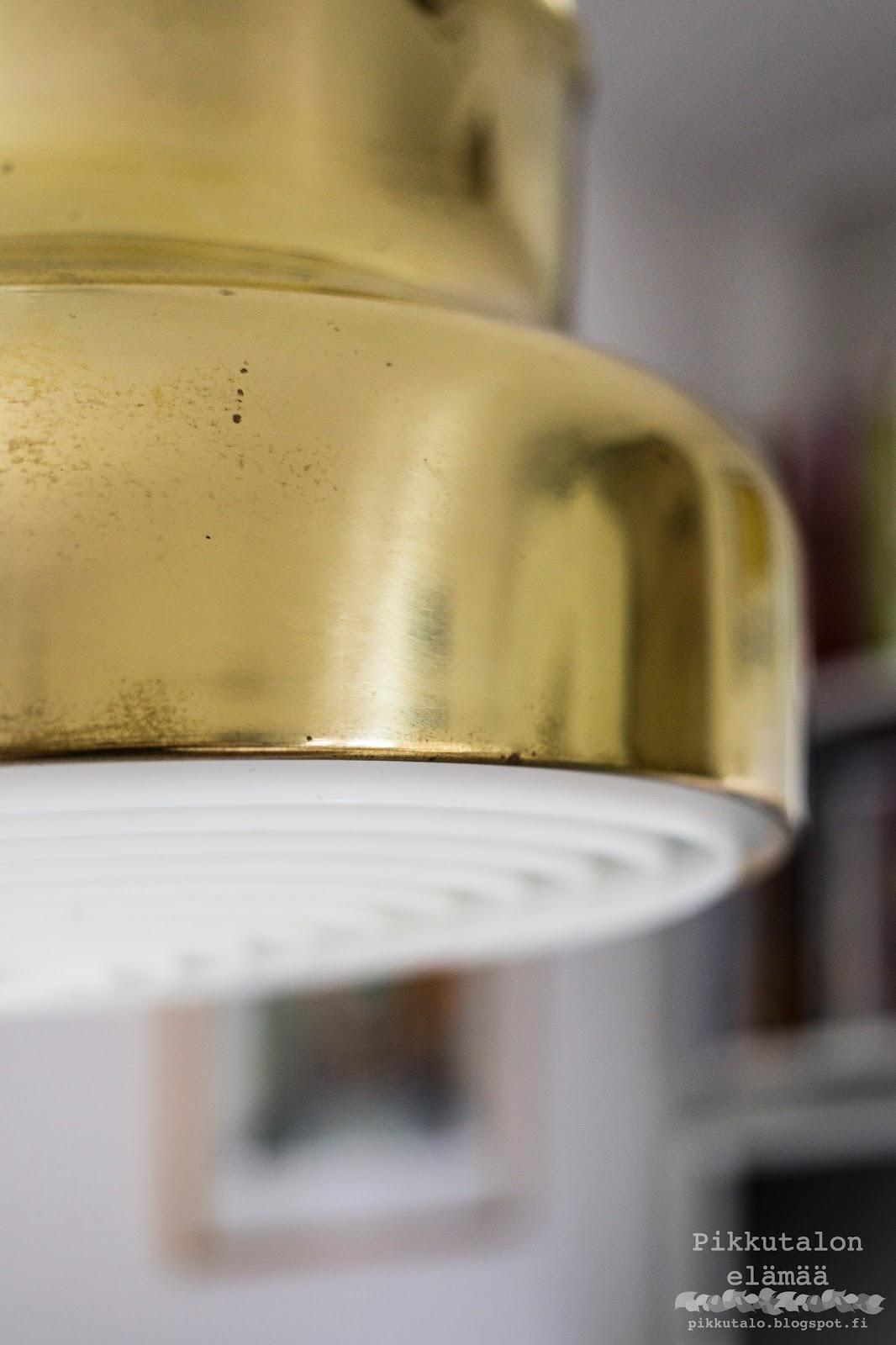 Bumling lampa