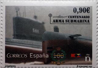 CENTENARIO ARMA SUBMARINA