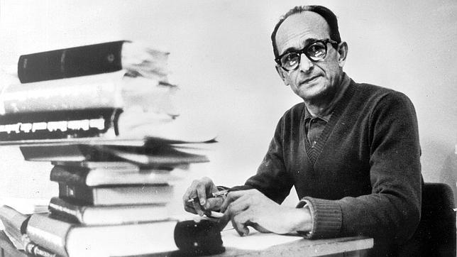 Adolf Eichmann escreveu um apelo por sua vida