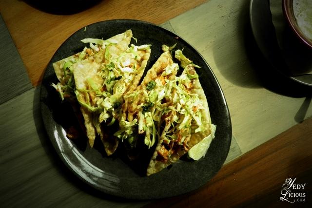 Applebees PH Wonton Taco