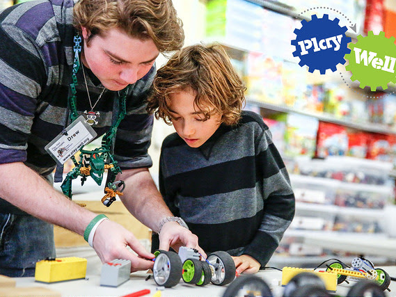 Spark Your Child's Creativity with LEGO® STEM Summer Camps by Play-Well