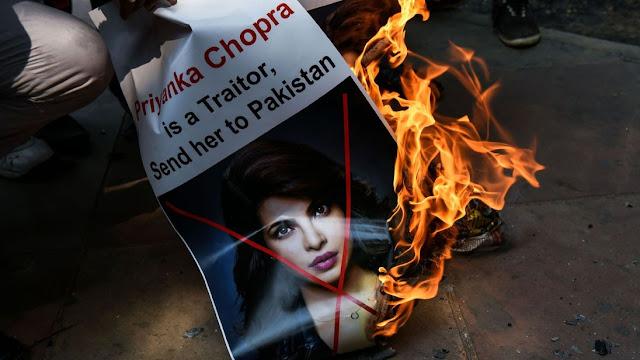 Priyanka Chopra apologises over Quantico Hindu storyline