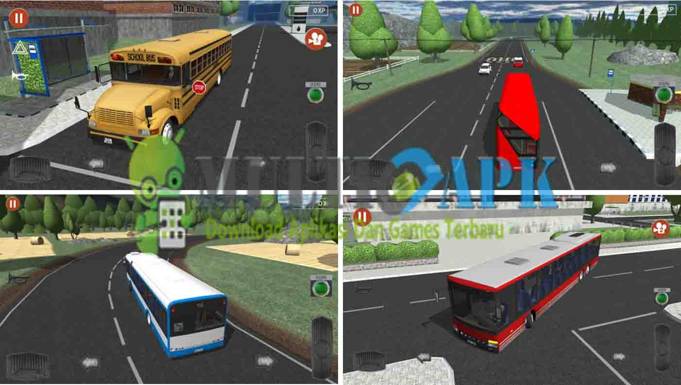 Public Transport Simulator Mod v1.28 (Mod Money/XP)