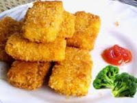 Resep Masakan Murah Meriah Nugget Tempe Special
