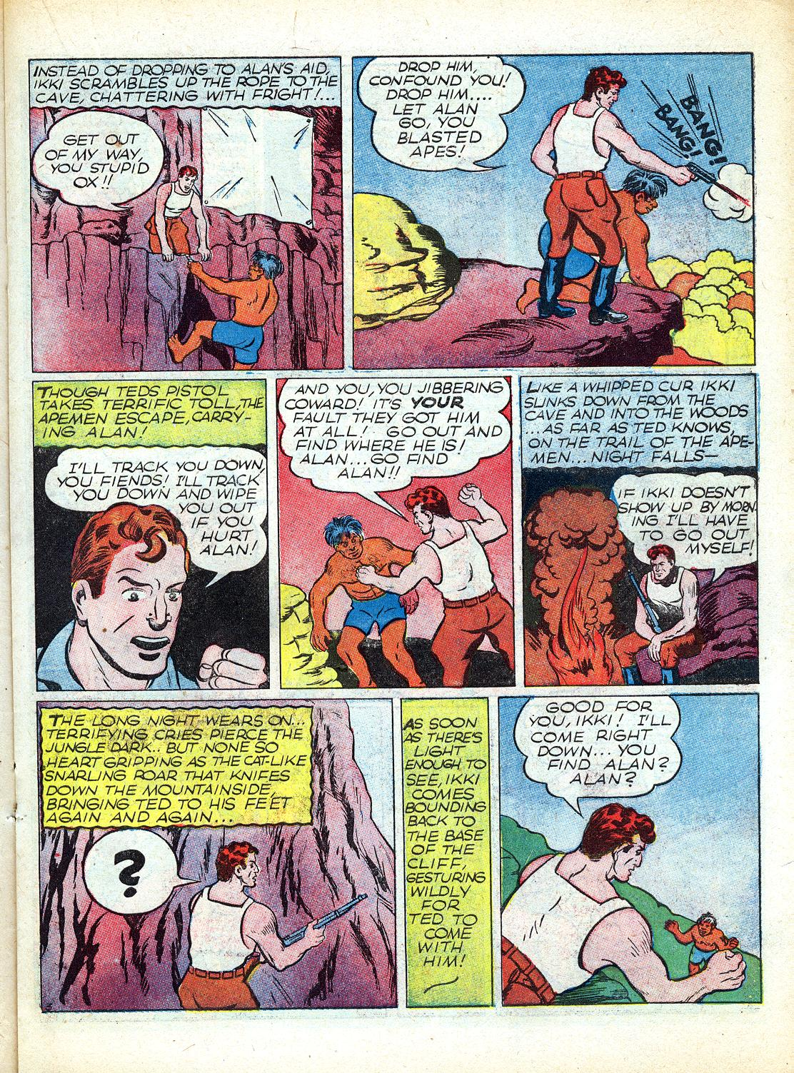 Read online All-American Comics (1939) comic -  Issue #12 - 31