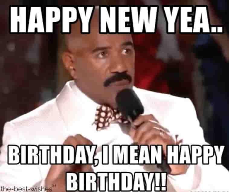 steve harvey funny birthday memes