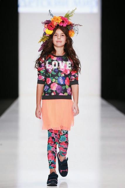 Ropa para Niños en el Kids Fashion Festival