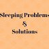 Getting a Good Night's Sleep – Solutions to All Your Sleep Disrupting Problems