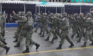 Θεσσαλονίκη: Σείστηκε η γη – Καταδρομείς φωνάζουν συνθήματα για την Μακεδονία - ΒΙΝΤΕΟ