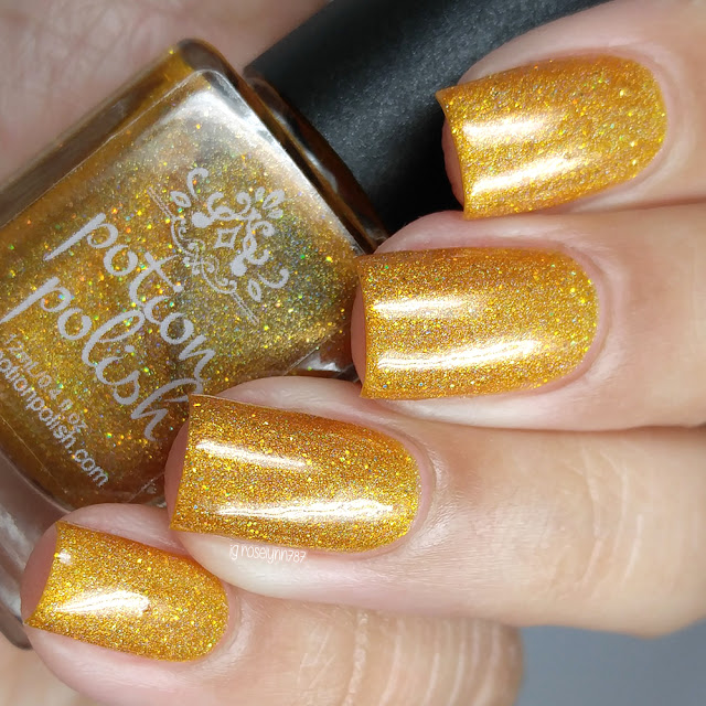 Potion Polish - Marvelous Maple