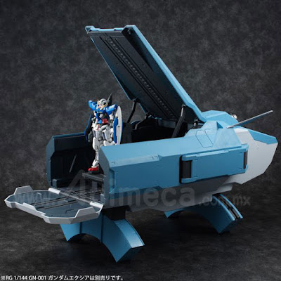Ptolemaios Container Block RM 1/144 Model Kit Mobile Suit Gundam 00