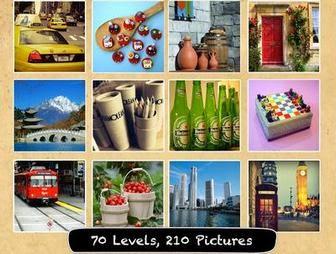 Game iOS Mencari Perbedaan Pada 2 Gambar: Simply Find It