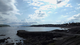 Millport beach