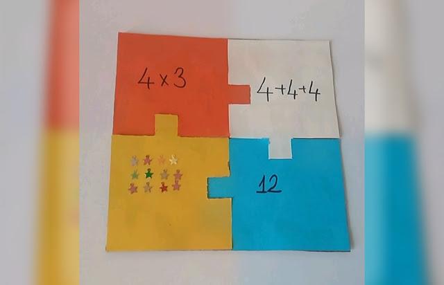 Sayılarla Puzzle