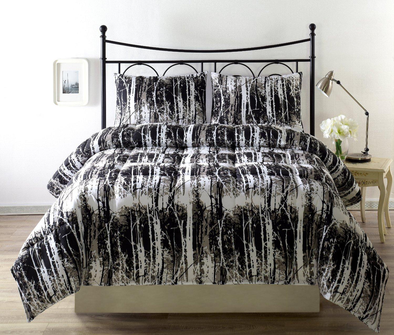 Zebra Print Decor For Bedroom Black And White Teen Bedding