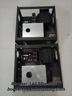 Reticfier Booster 144 Mhz Tabung 300 W